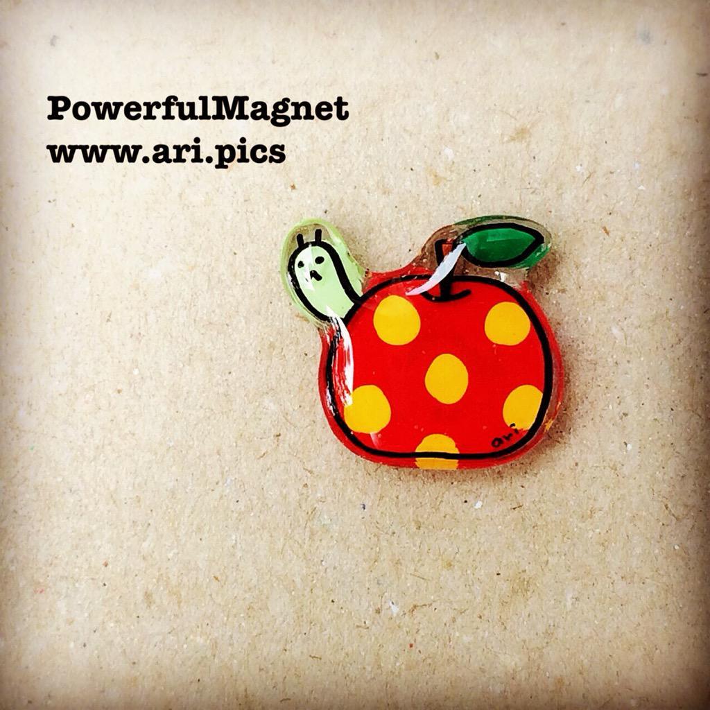 だって好きなんだもん♡作れる♡キュートな林檎小物3選♪