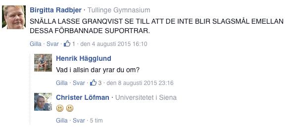 Birgitta ber till högre TV-makter om ett derby utan slagsmål. http://t.co/SBLiT8KF98