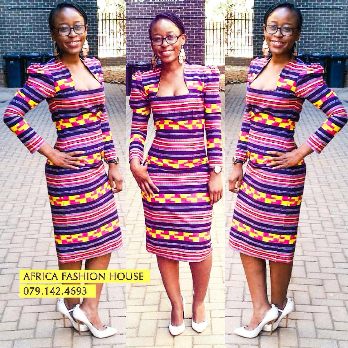162 best Africa Fashion House images on Pinterest | Africa fashion ...
