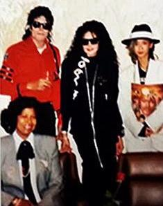 "Iηviηcible on Twitter: ""Michael Jackson, La Toya Jackson ..."