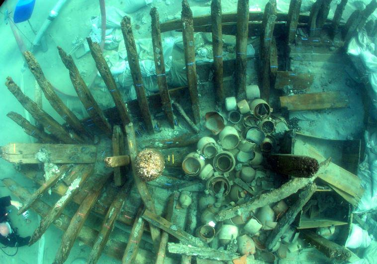 After 16 years, researchers link wreck to missing Rothschild ship