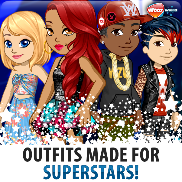 If you are what they say you are, a superstar, then have no fear... the Store is here! http://t.co/3aMP4qsOJR