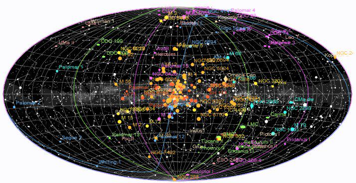 Olaf Frohn On Twitter Adding Data To DCelestiial Interactive Sky - Interactive sky map