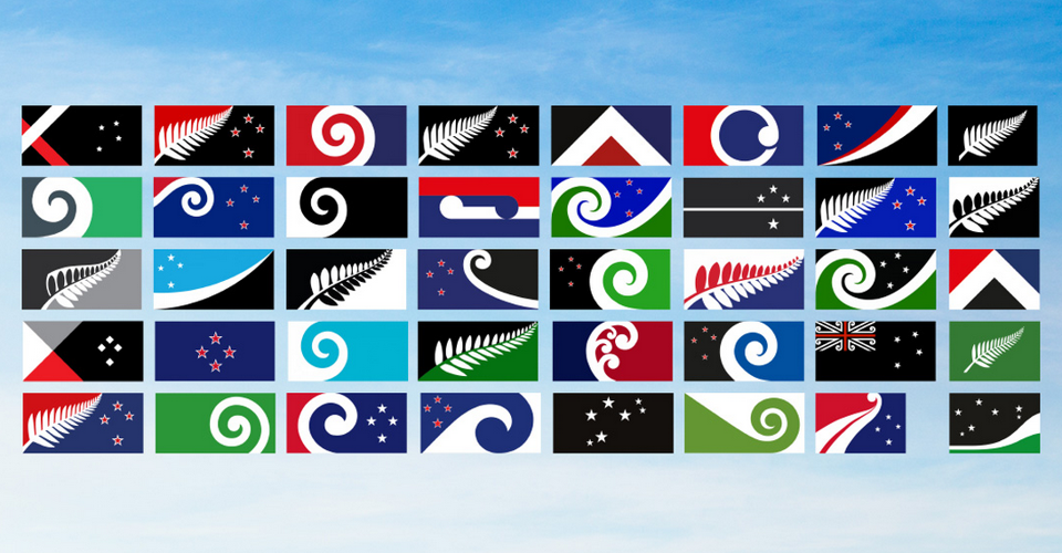 40 finalist designs for New Zealand's next flag | http://t.co/6UVpRAcukw | via @CityLab http://t.co/syhjo9xrV3 https://t.co/C7VWOIHslr