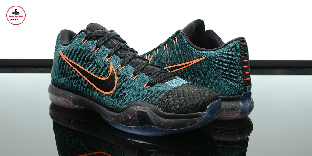 5cba4012ce97 ... clearance foot locker on twitter the nike kobe x elite drill sergeant  drops in stores and