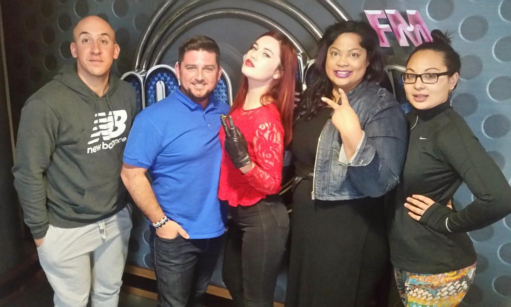 good hope fm radio presenters