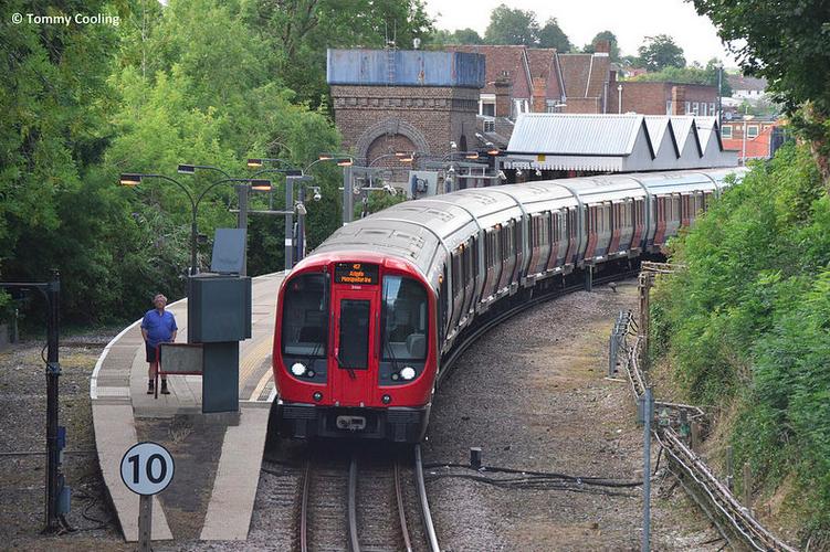 Beautiful London tube stations