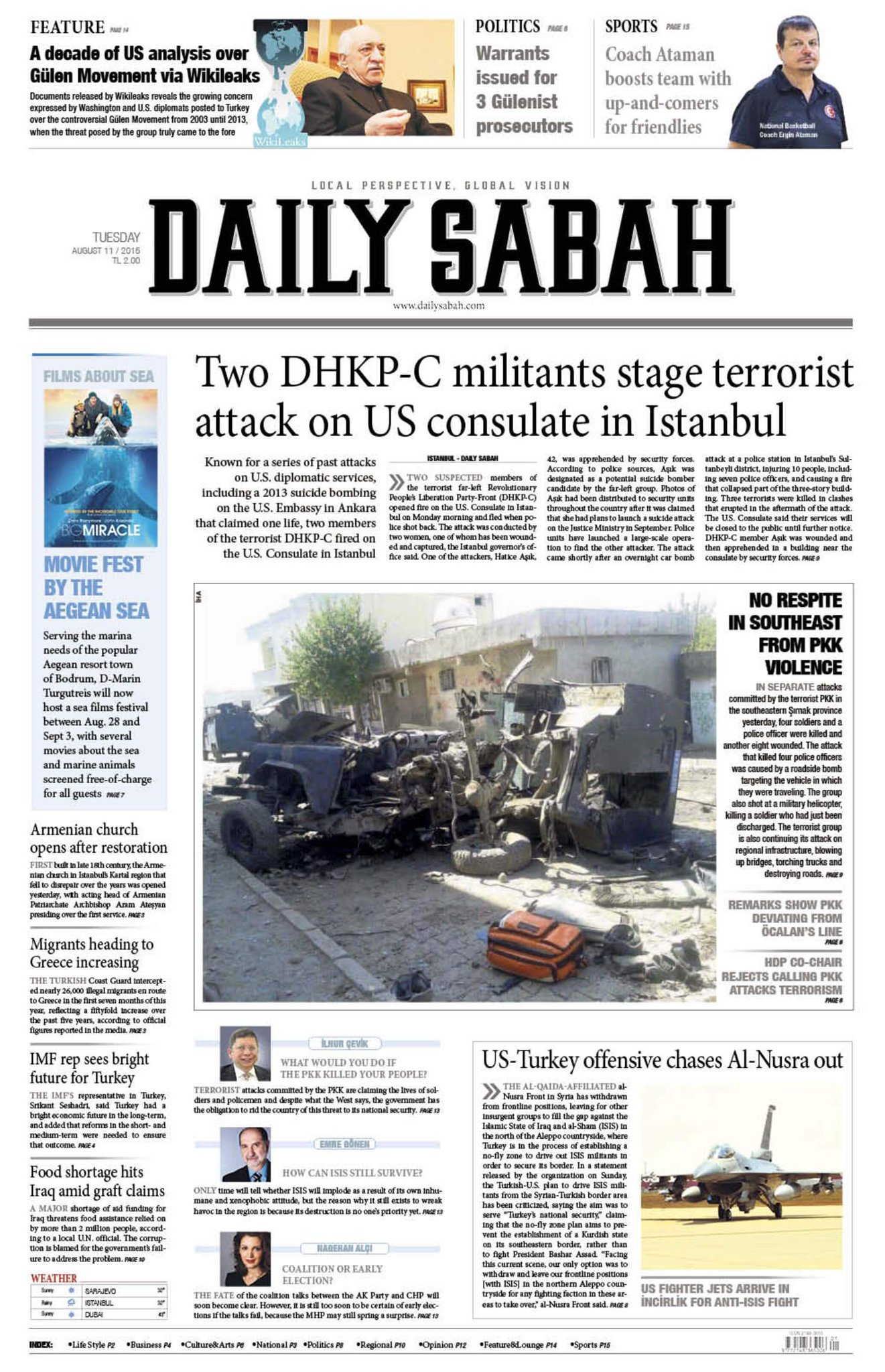 DAILY SABAH on Twitter:
