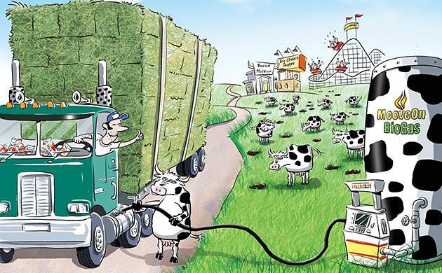 """EXPO: Biometano nella giornata dedicata al biocarburante avanzato """"Made in Italy""""."""