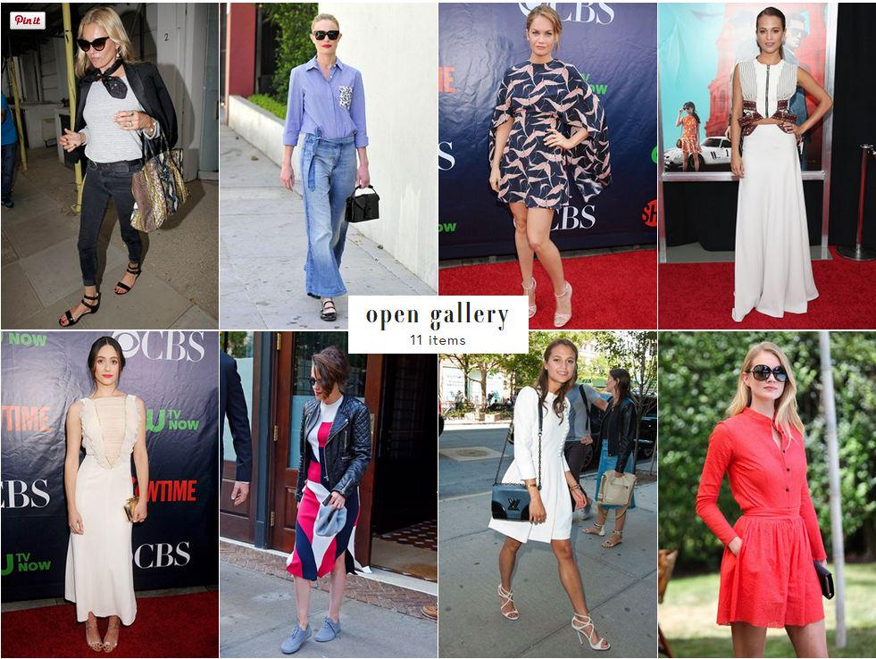 Fashion Catch Up With This Week S Best Red Carpet Style