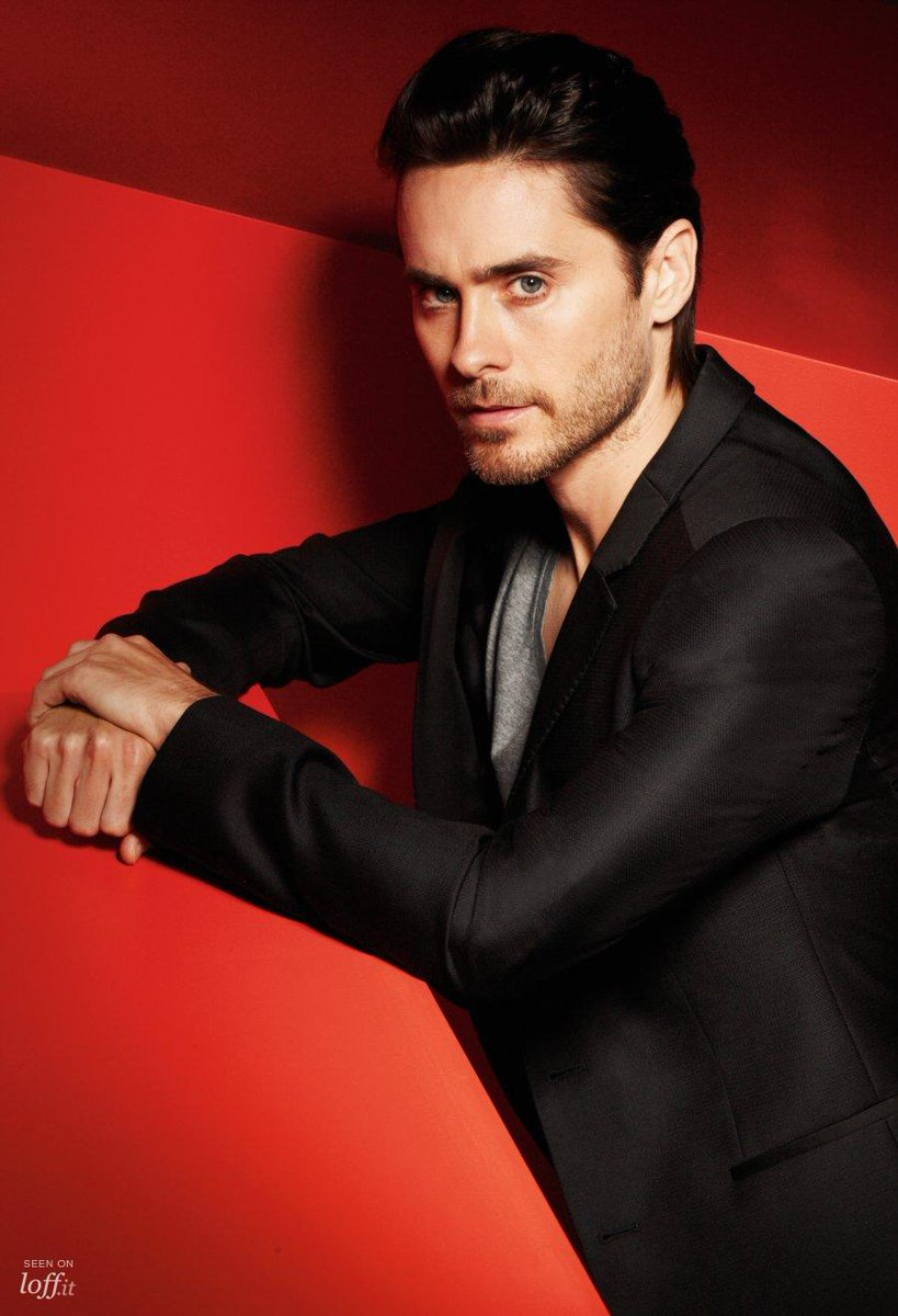 jaredleto com on twitter jaredleto photoshoot hugoboss red flashback. Black Bedroom Furniture Sets. Home Design Ideas