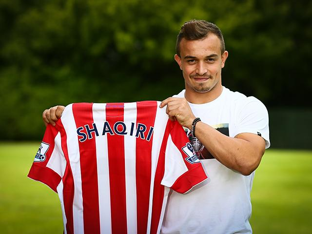 BREAKING | City complete Club record £12m deal for Xherdan Shaqiri #WelcomeShaqiri #SCFC