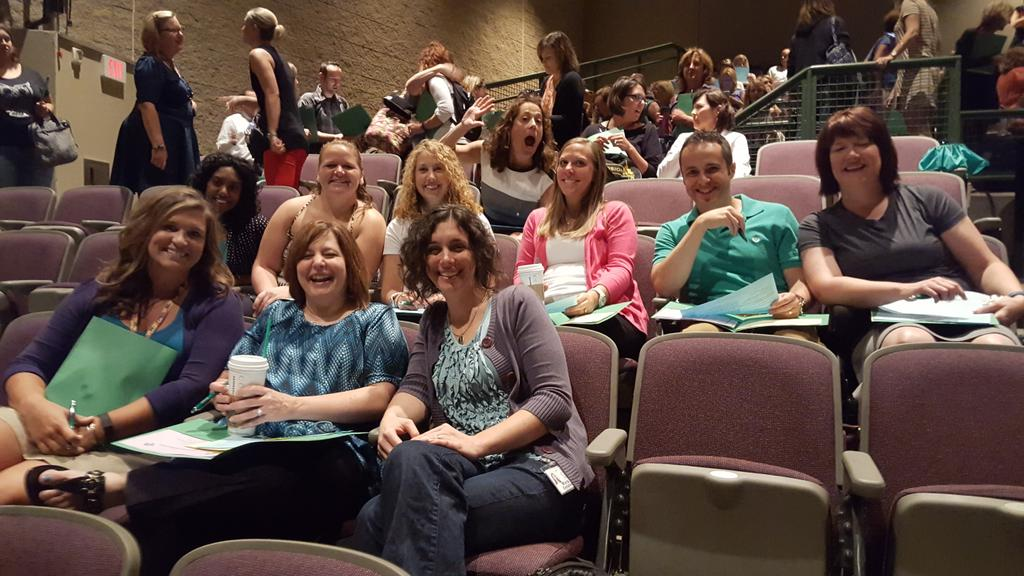 Our IRE staff is getting ready for Leadership Academy! Dublin's Teacher -led PD! Ready to go! #Leadership15 http://t.co/oq2hSMmZVT