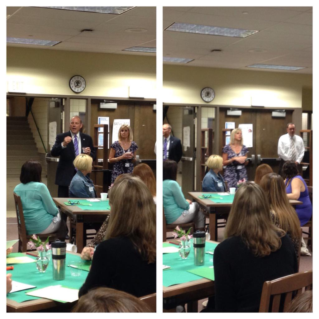 #Leadership15 is underway! @toddhoadley and @KimMiller_Learn welcome new Ts. Entire academy created by and for Ts!! http://t.co/mnaP9RAnvD