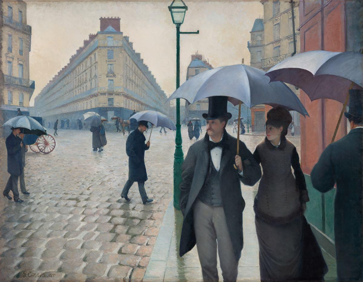 "Did #Caillebotte see ""Paris Street, Rainy Day"" through a lens? Research from @artinstitutechi: http://t.co/gMhVveFpJS http://t.co/VCjB7LTv7T"