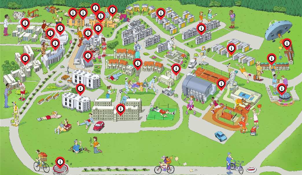 Ncc Campus Map METU NCC on Twitter: