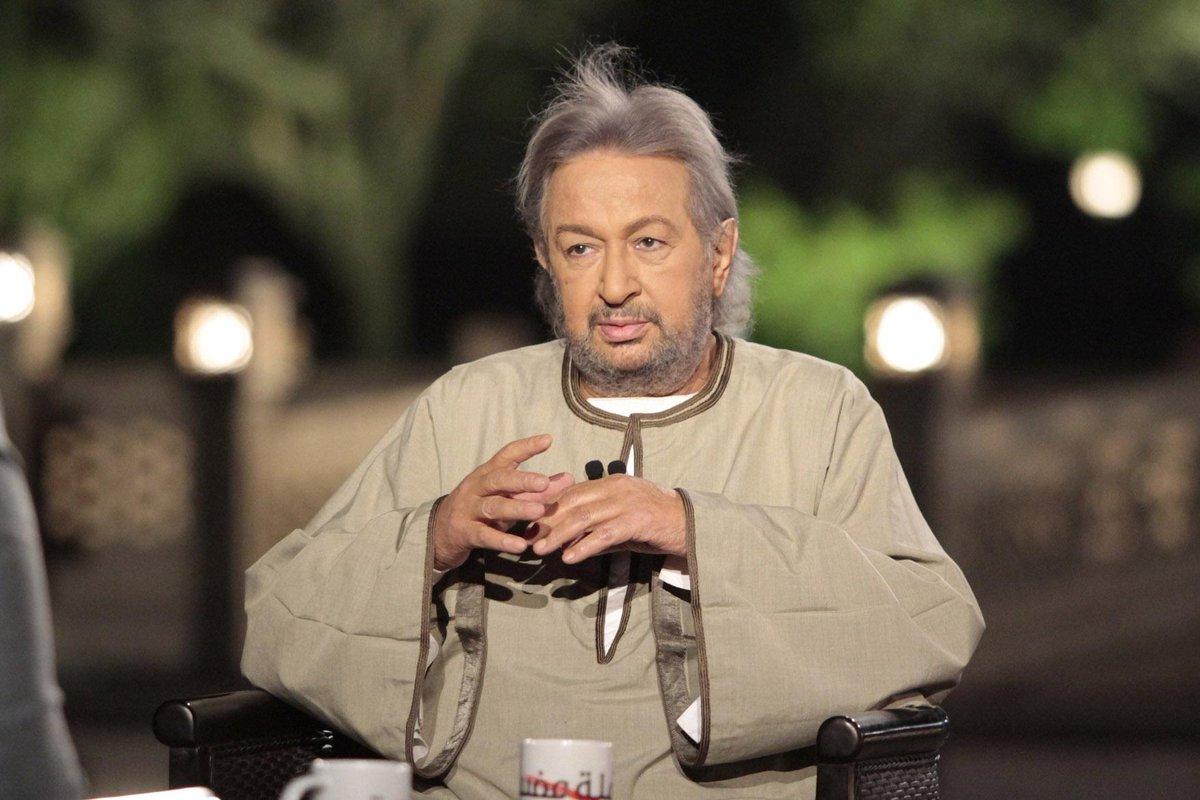 وفاة الفنان المصري نور الشريف عن عمر يناهز 69 عاما CMIfvtDUYAAYK0U