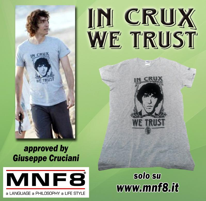 Image result for in crux we trust