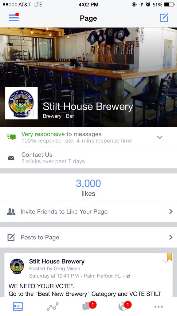 Stilt House Brewery