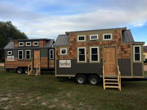 Sprout Tiny Homes on Twitter: