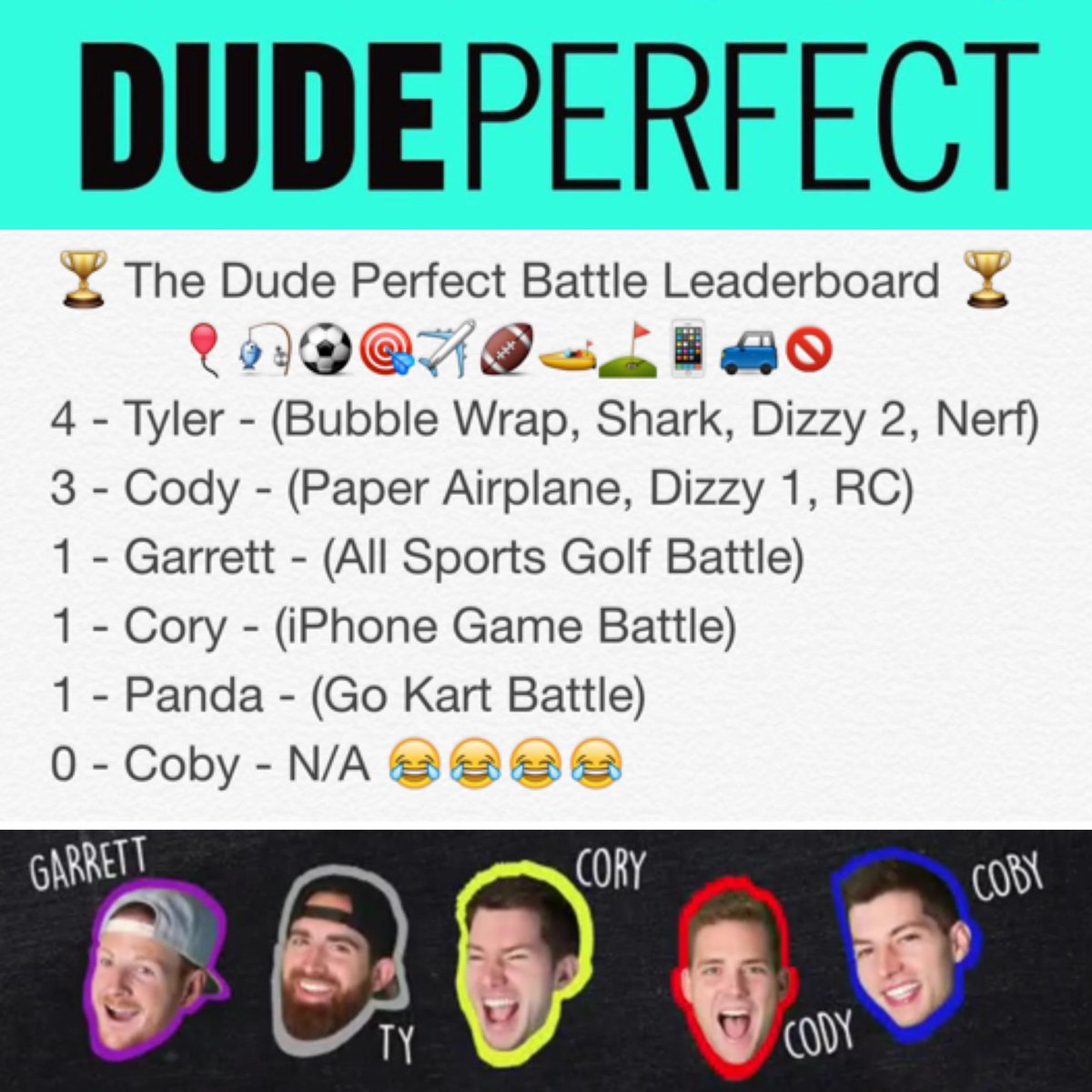 dude perfect the game