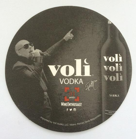 Tell us what you think!  Do you like the new #VoliVodka coaster? http://t.co/4peFzplB7f