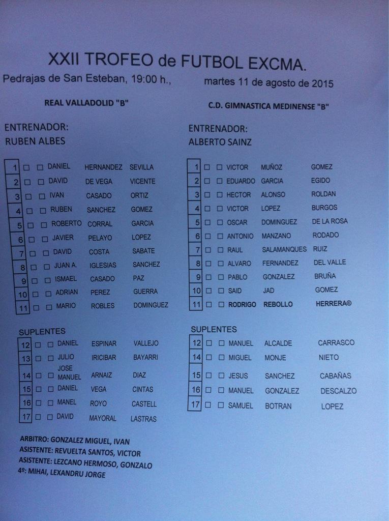 Real Valladolid B - Temporada 2015/16 - 2ª División B Grupo I - Página 4 CMJKzfeWoAAmAHW