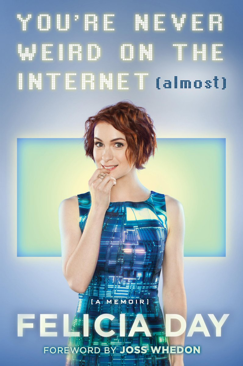 ".@feliciaday's memoir is ""just downright fun to read"" says @klawls. Read our review: http://t.co/tMufZmMoZi http://t.co/sqTeXIPBBR"