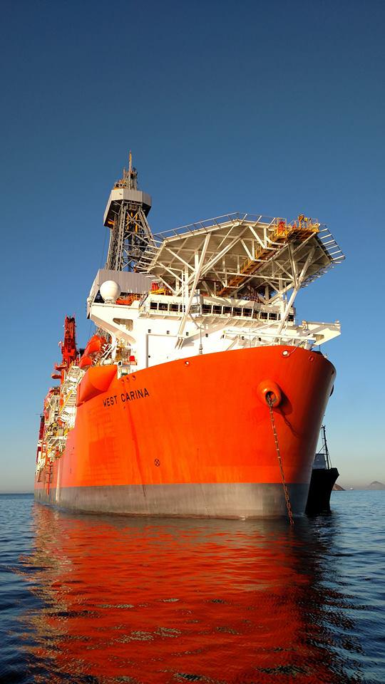 "Seadrill on Twitter: ""Thank-you Fernando Periera, the West Carina ..."