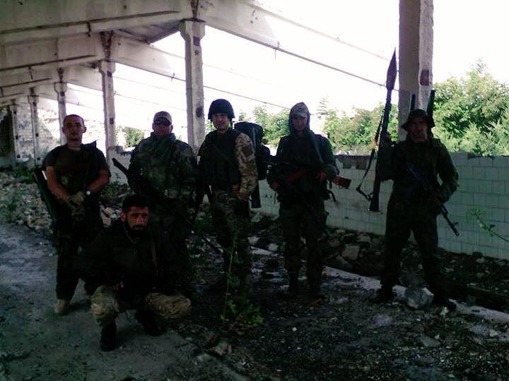 Эскалация конфликта на Донбассе продолжается: террористы бьют из всего имеющегося у них вооружения, - ИС - Цензор.НЕТ 5747