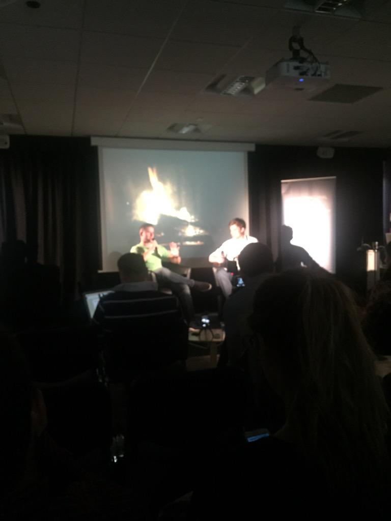 Thumbnail for Fireside Chat with Joel Gascoigne from Buffer #siliconcanal
