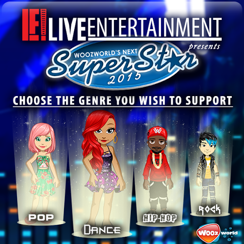 Woozworld's Next Superstar has officially started! http://t.co/LTf4T8BJM0