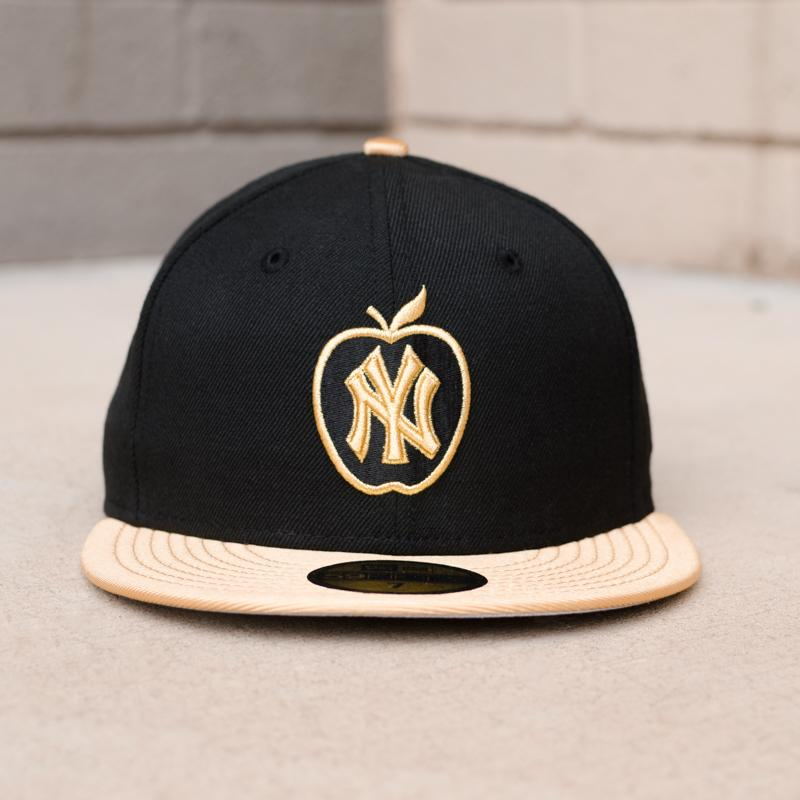 The  SpikeLee inspired Big Apple  Yankees  NewEraCap. It only looks like a  million dollars. ... 94eda474837