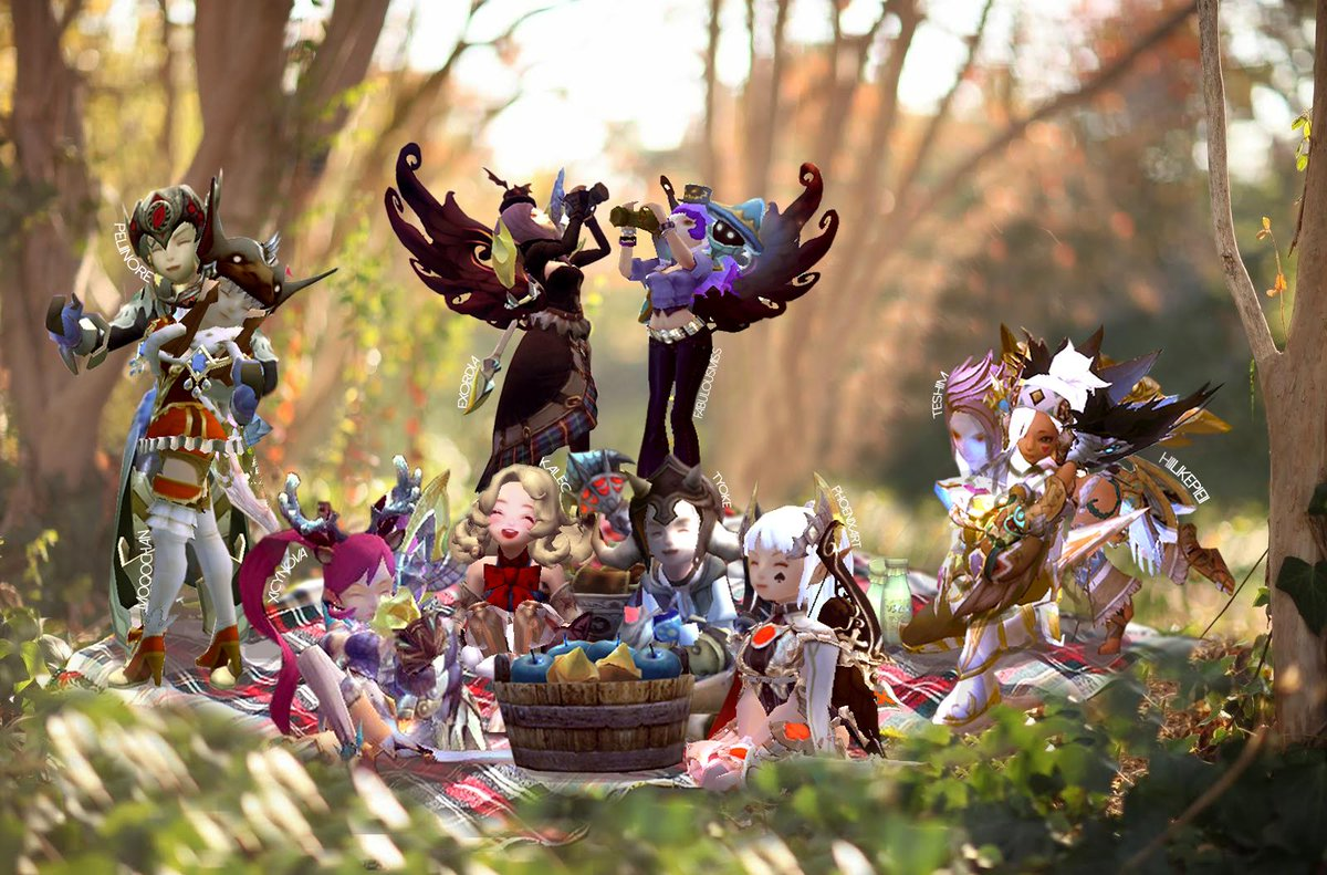 Dragon Nest - August 2015 - GameScoops - Your Games Feed