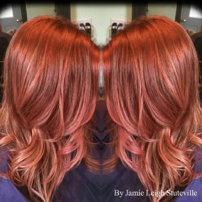 Behindthechair Com On Twitter Quot Rose Gold Formulas For