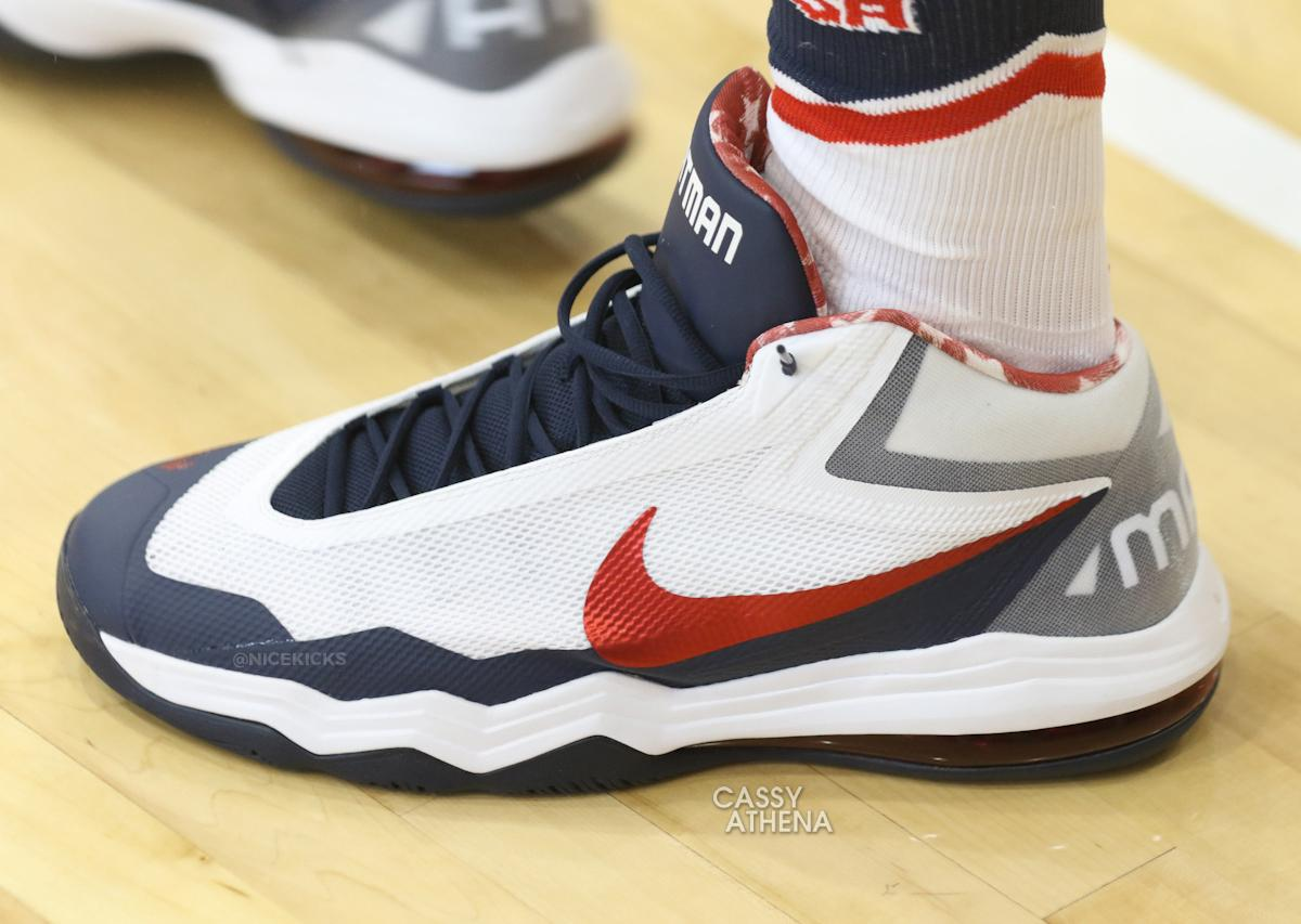 cheap for discount c14c4 49c63 exclusive antdavis23 debuts new nike air max audacity