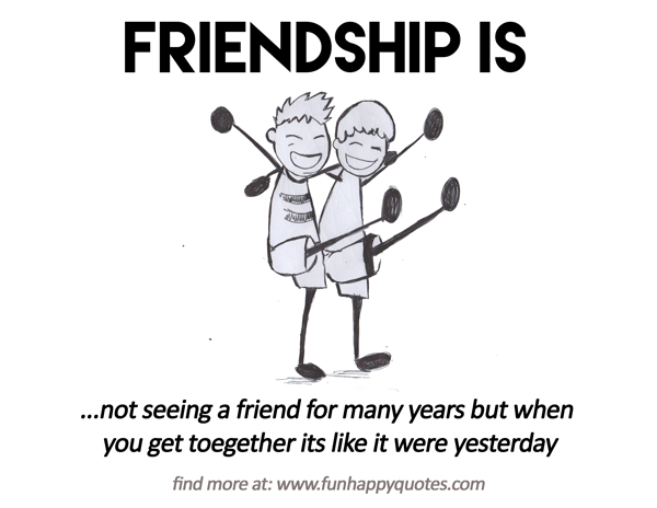 8 years of friendship quotes