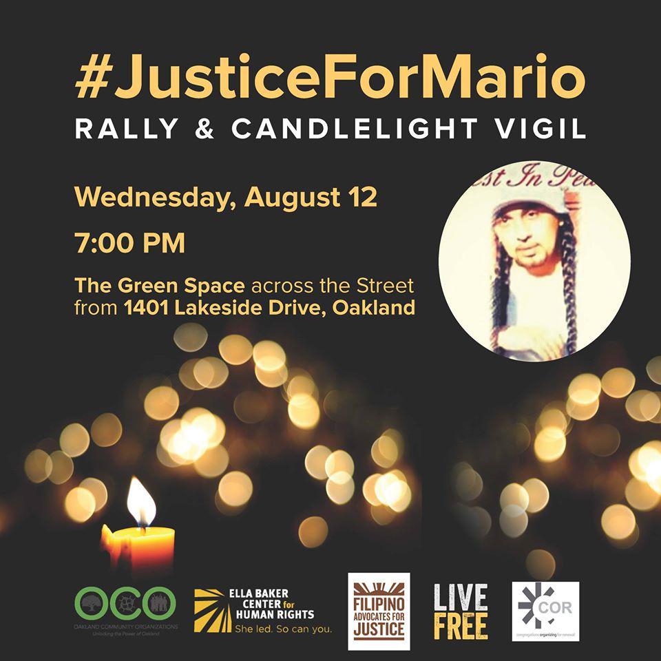 Still Can't Breathe: Respond to Death in Santa Rita Jail @ Oakland   California   United States