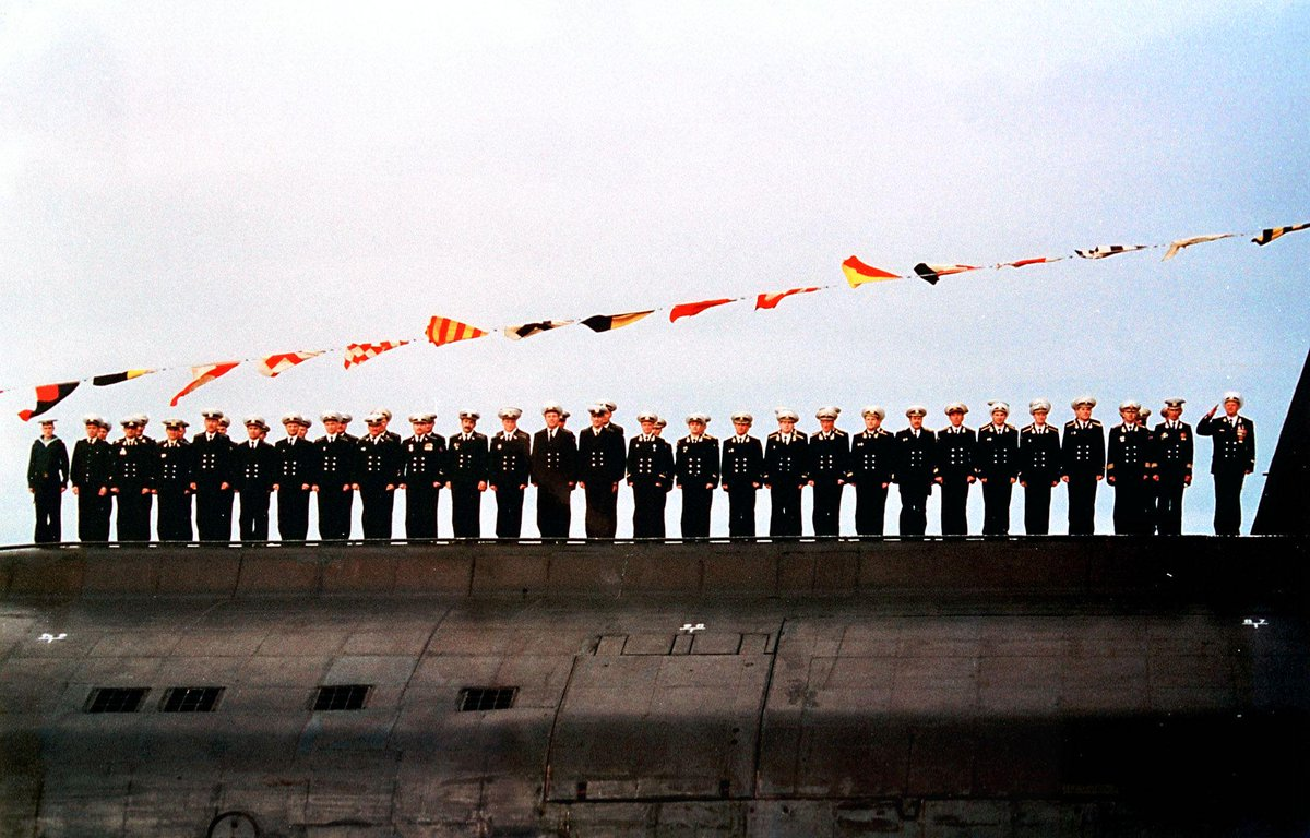Экипаж подводной лодки курск фото