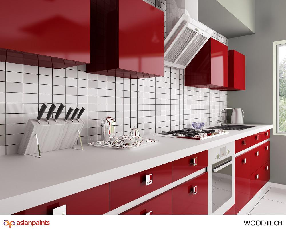 Asian Paints On Twitter Coat Your Kitchen Cabinets In
