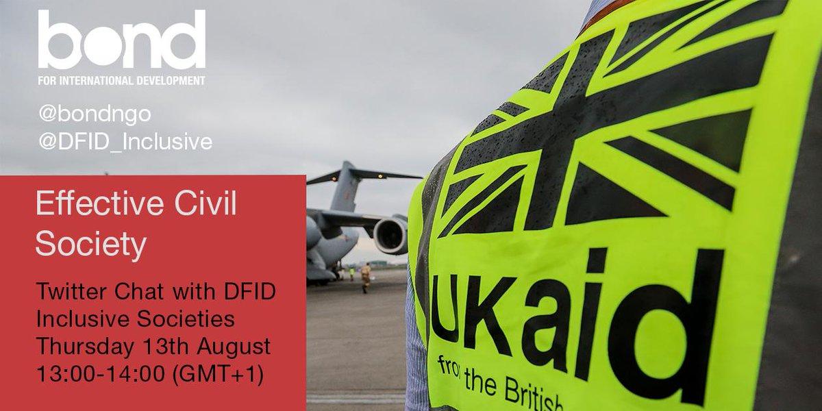 Thumbnail for Effective civil society #DFIDCSPR