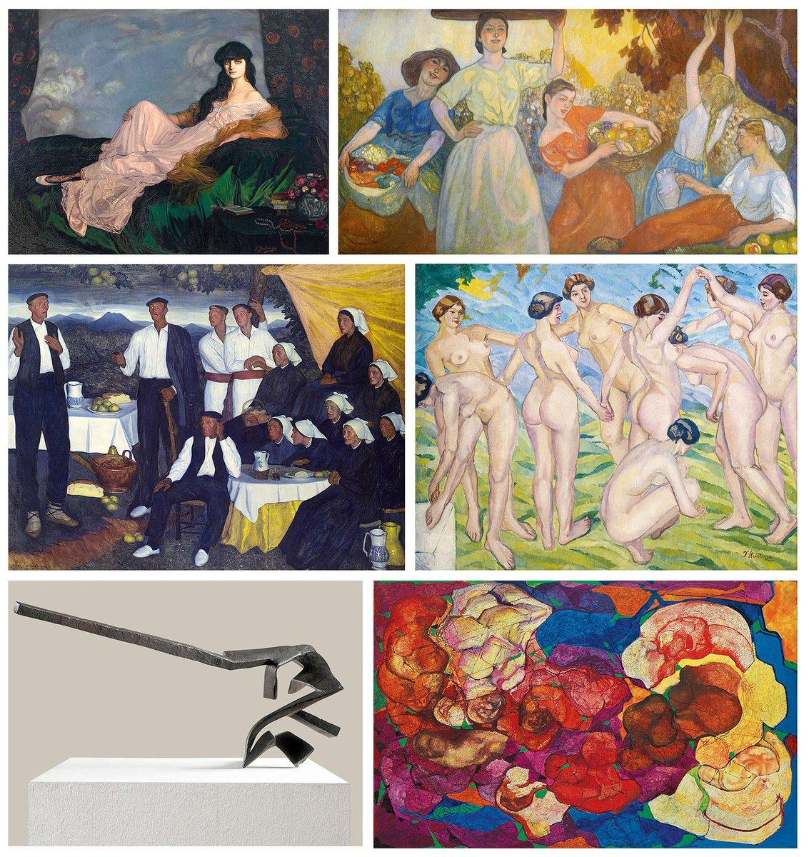 Thumbnail for Ocho artistas vascos