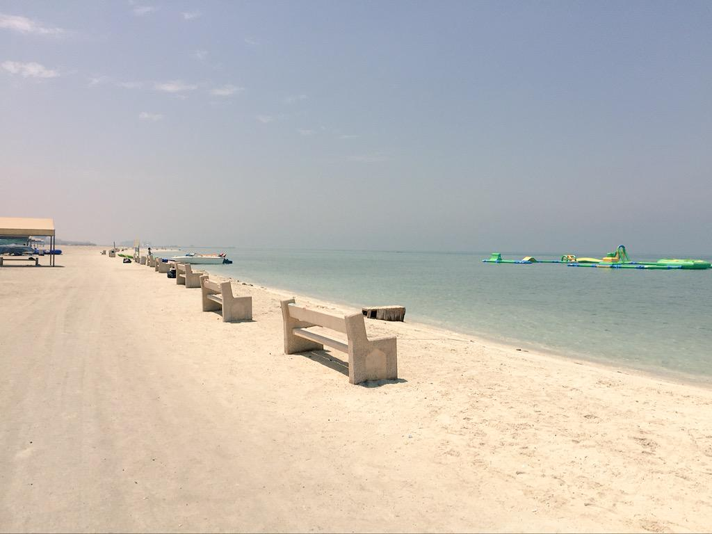 Image result for malkiya beach bahrain