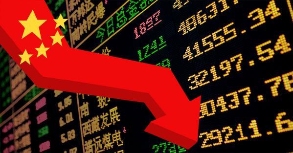 La Cina raggiunge quota minima dell'indice Pmi da Marzo 2009