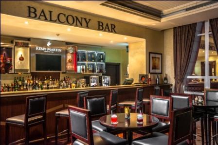 balcony bar and cafe Villa Rosa Kempinski On Twitter Gogo Simo Band Playing At