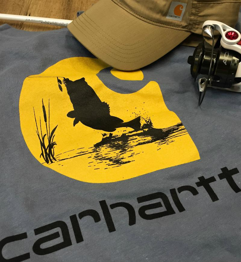 You asked for it, and we listened. RT or REPLY for your chance to win an exclusive Carhartt fishing shirt. http://t.co/a4RZMIDZEE