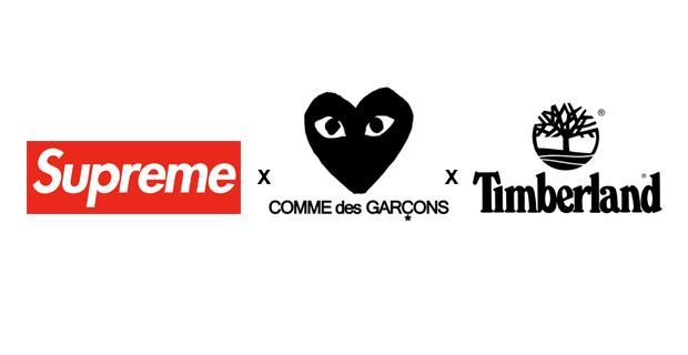 Supreme Comme Garçons Timberland Leaked Images Supreme