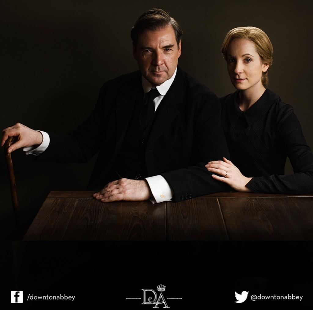 Goodbye Downton Abbey And Thank You. http://t.co/HsntsGxyJS
