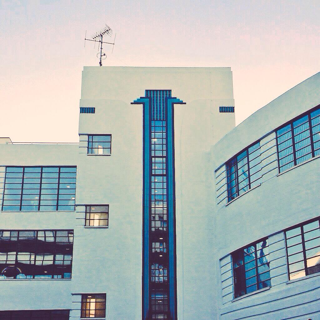 Beautiful Examples Of Art Deco In London