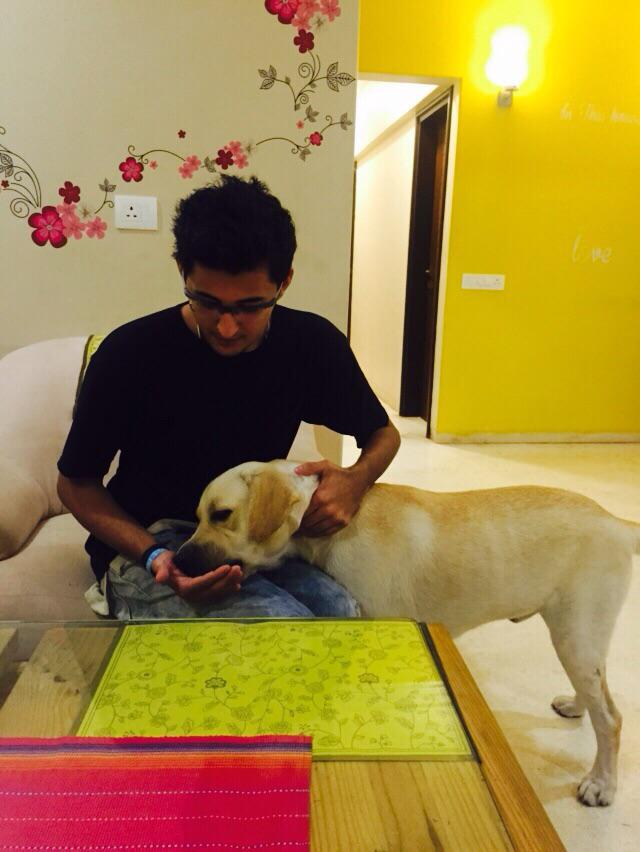 Image result for darshan raval dogs